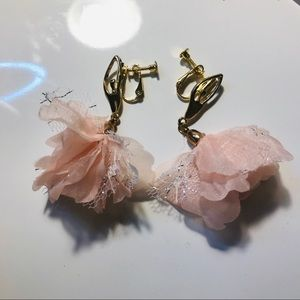 Jewelry - Dancing Lady Unique handmade Earring Clip